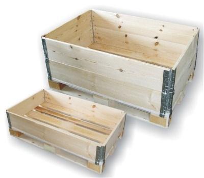 palettenaufsatzrahmen f r europaletten g nstig kaufen sale europack24 verpackungen. Black Bedroom Furniture Sets. Home Design Ideas