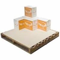 Palettenzwischenlagen aus Graupappe oder Antirutschpapier