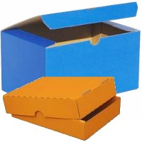 Bunte Schachteln